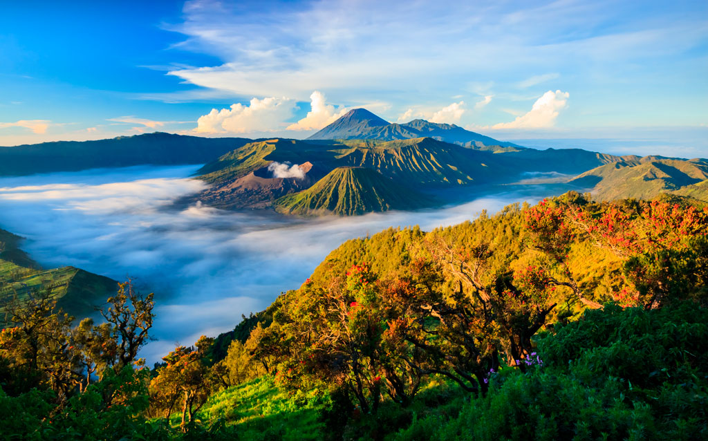 Самые грозные вулканы планеты