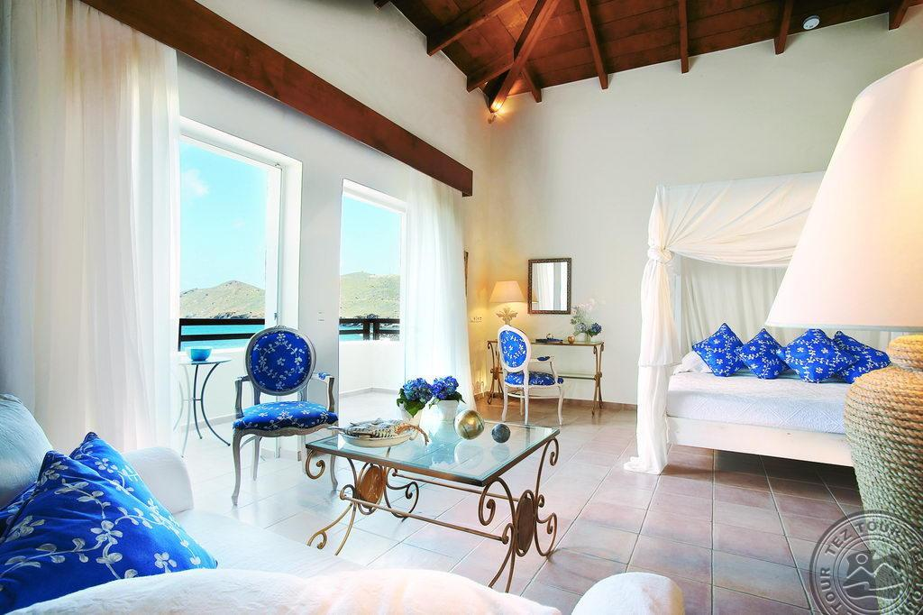 Seafront Family Bungalow Suite
