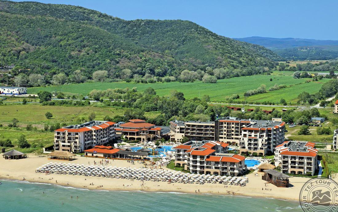 готель Miramar  4* Обзор Болгарія