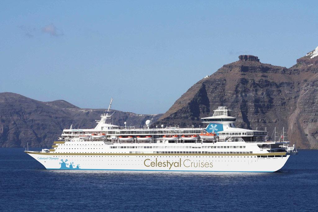 Круизный корабль Celestyal Olympia