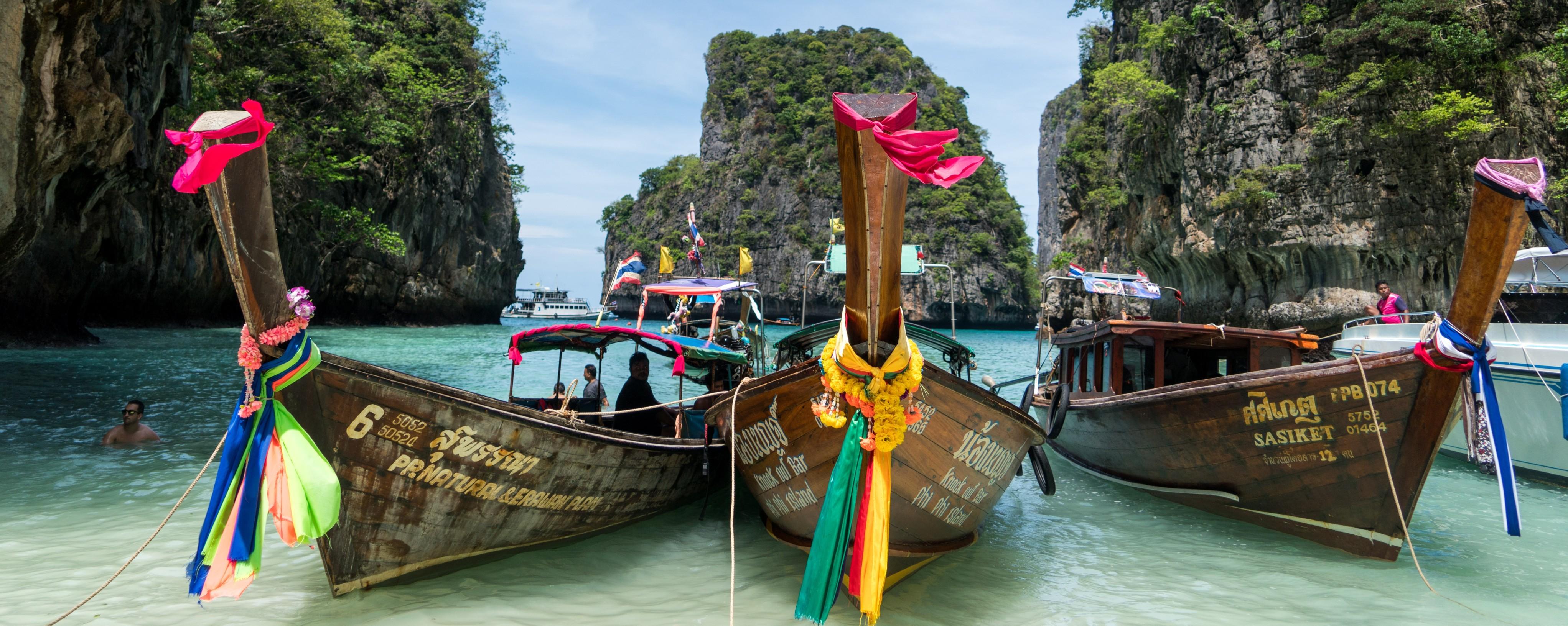 Почивка на остров Пукет, Тайланд