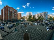 Вид из ТЦ Перловский в сторону улицы Семашко