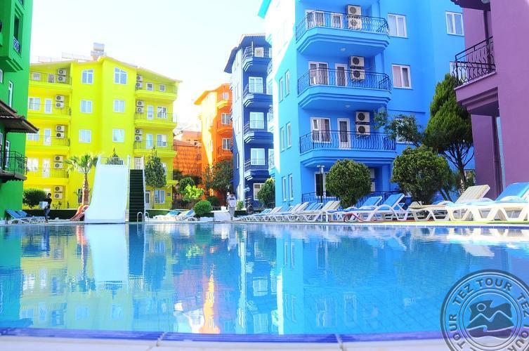 Turcija, Side