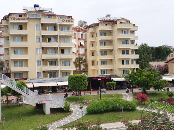 Turcija, Alānija